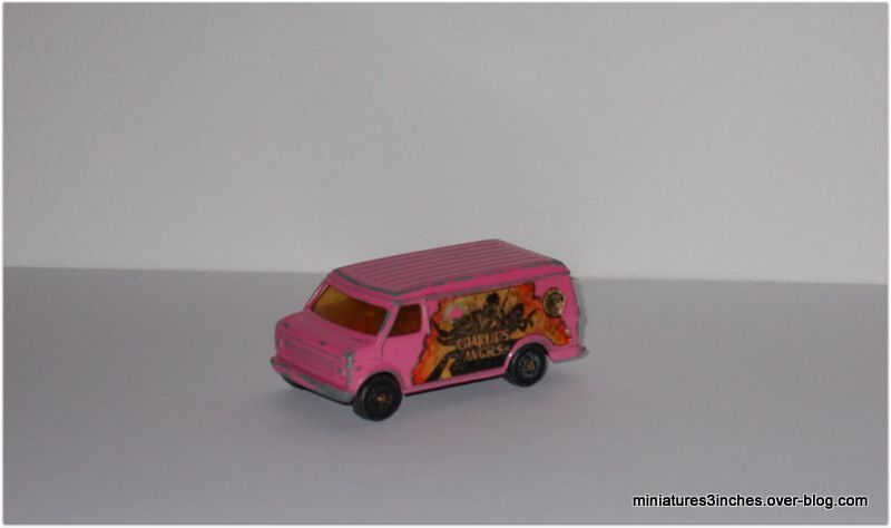 Chevy Van  by  Corgi Juniors.
