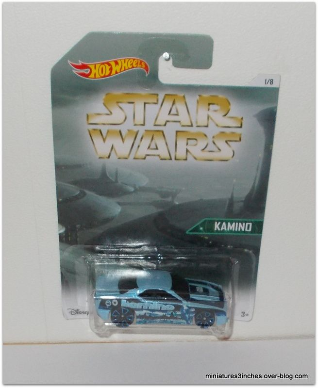 Collector 2016  Série Star Wars  by  Hot Wheels.