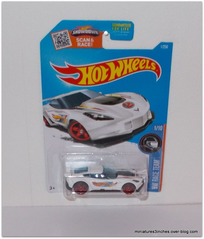 Collector 2016  Série K-mart  by  Hot Wheels.