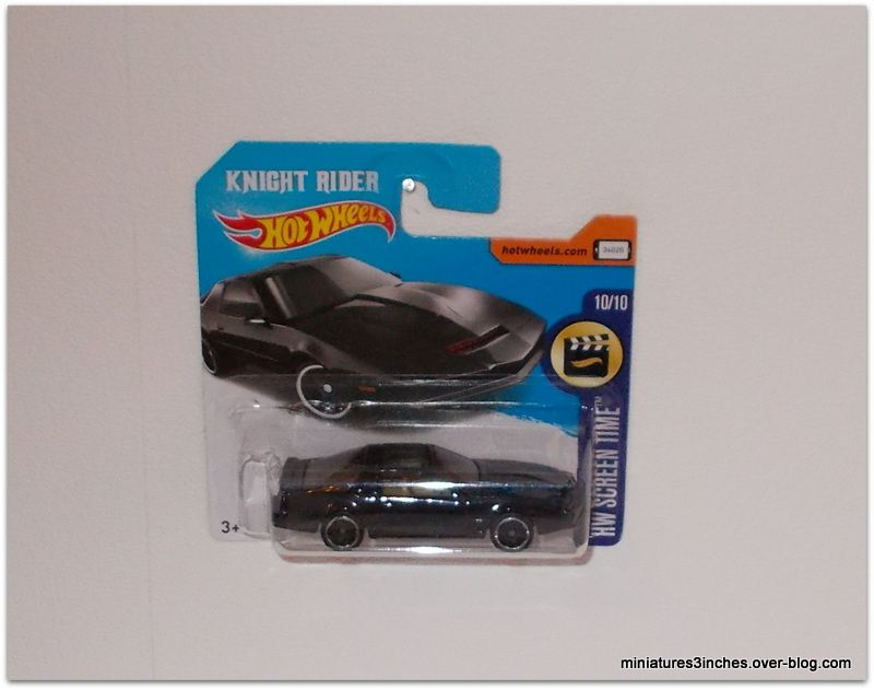 Knight Rider  &quot&#x3B;K-2000&quot&#x3B;  by  Hot Wheels.