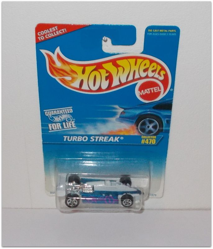 Turbo Streak by Hot Wheels.