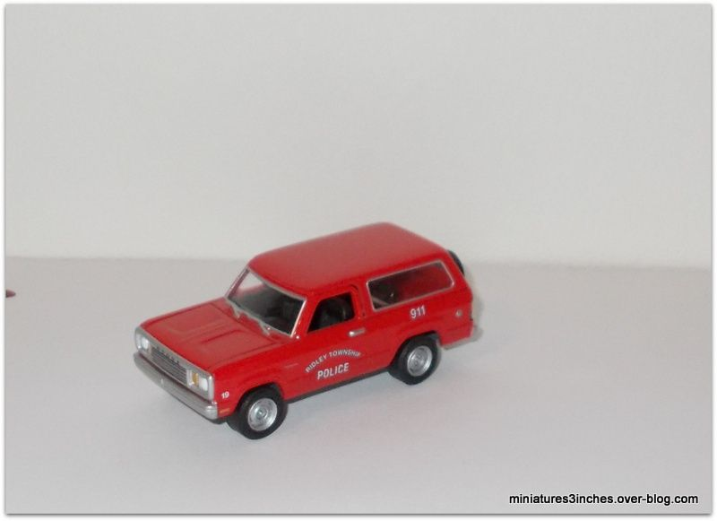 Dodge Ramcharger 1978   by  Greenlight.
