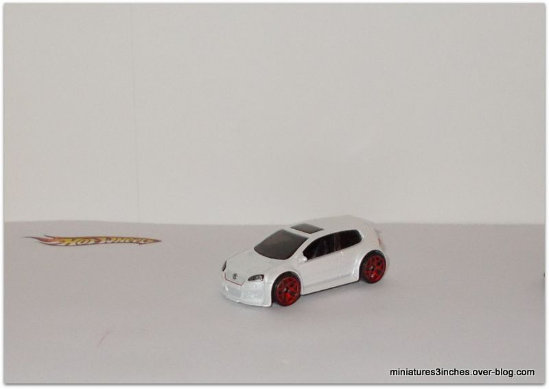 Golf GTi by Hot Wheels.