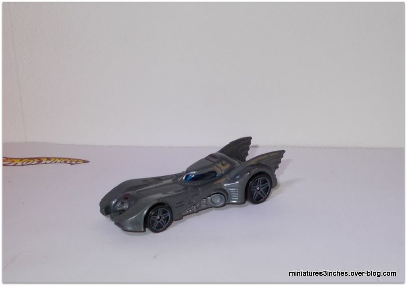 Batmobiles....    by   Hot Wheels.