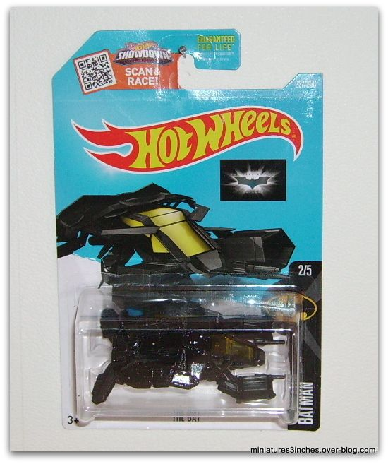 The Bat    by  Hot Wheels.