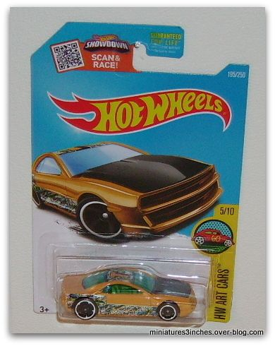 Muscle Tone by Hot Wheels.