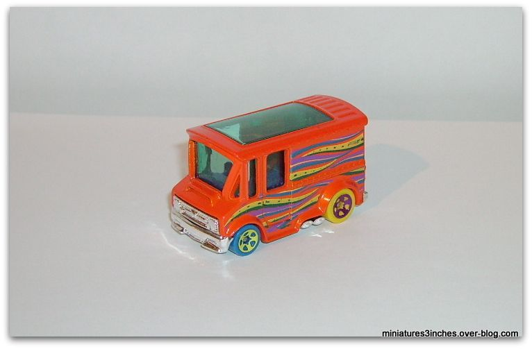 Bread box by Hot Wheels.