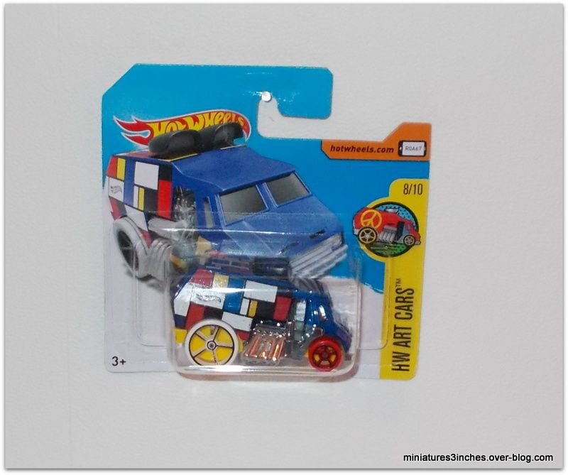 Cool-One    By  Hot Wheels.