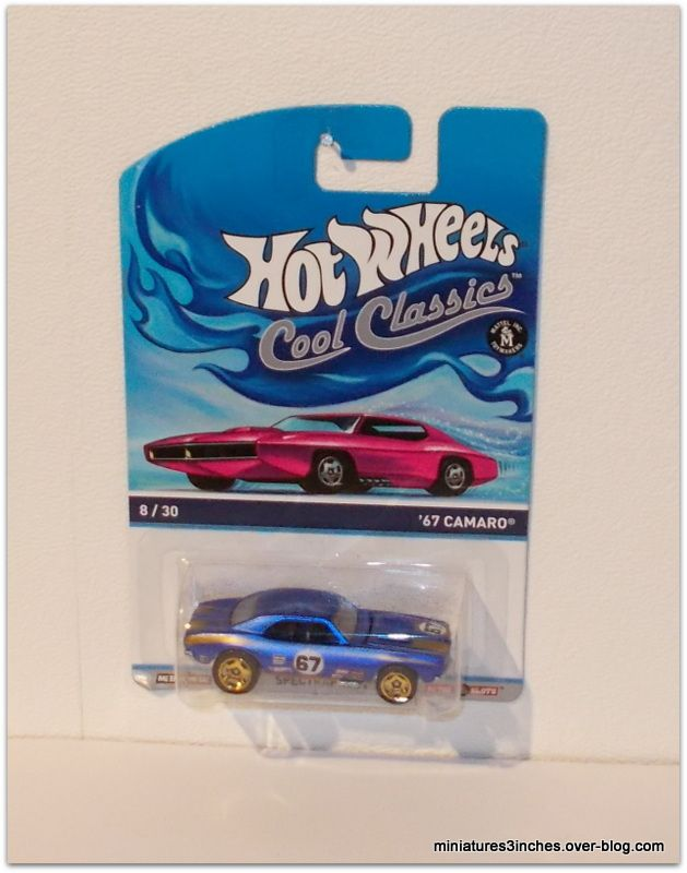 Camaro 1967 by Hot Wheels