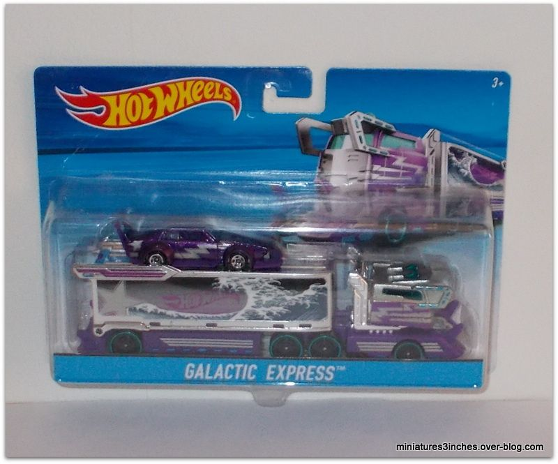 Galactic Express    by  Hot Wheels.