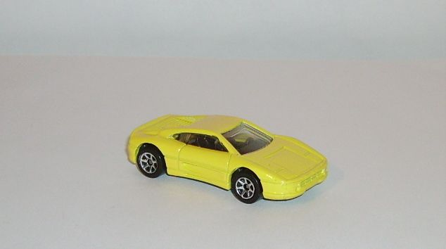 Ferrari 355 by Hot Wheels.