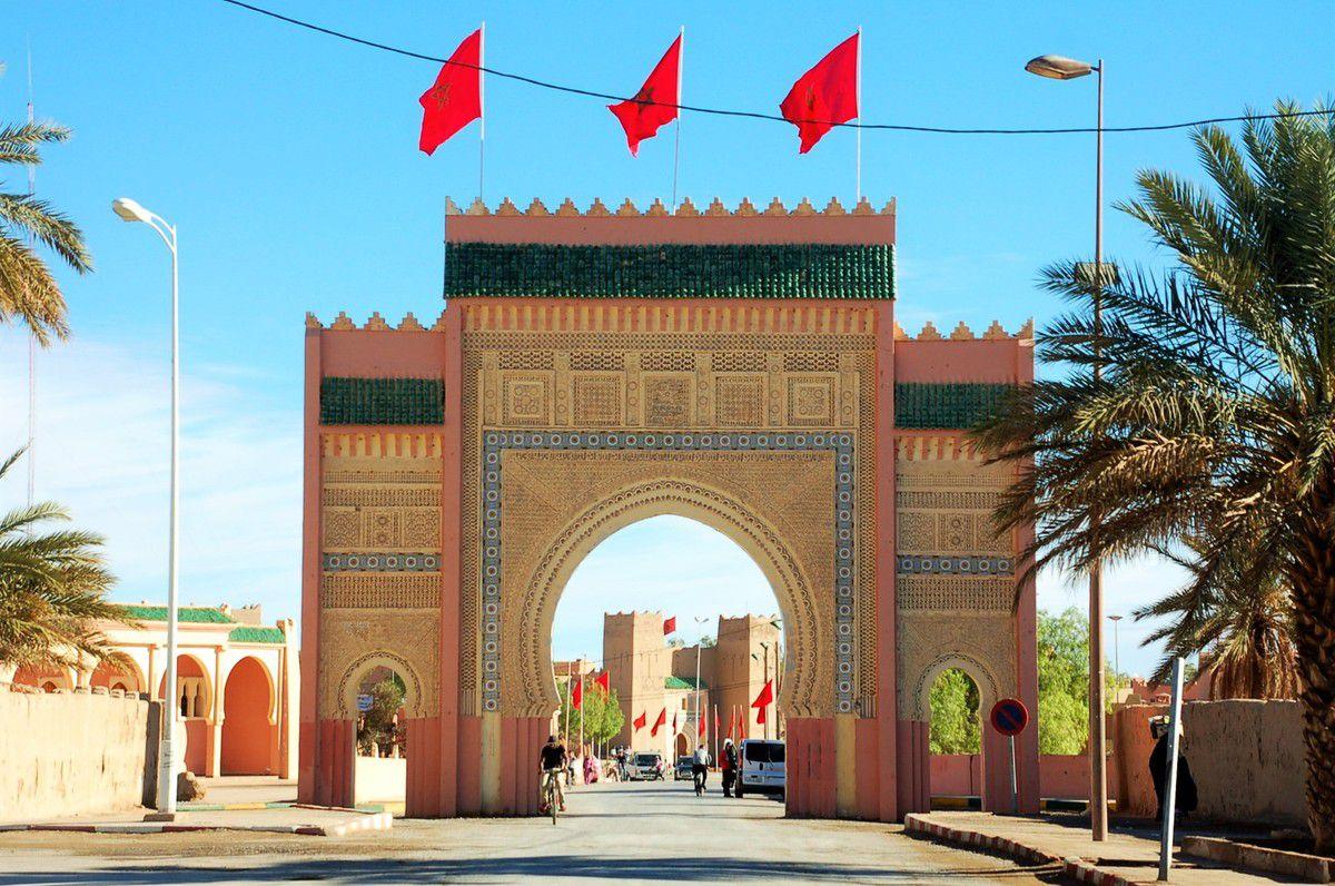 Maroc 2015 architecture marocaine risani le blog de for Architecture 54