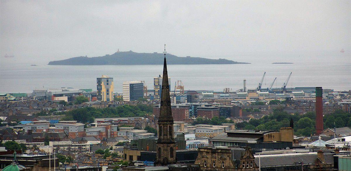 Quelques photos d'Edinburgh