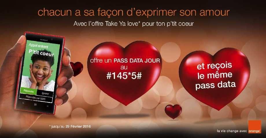 #TakeYaLove me reconnecte à la St valentin!