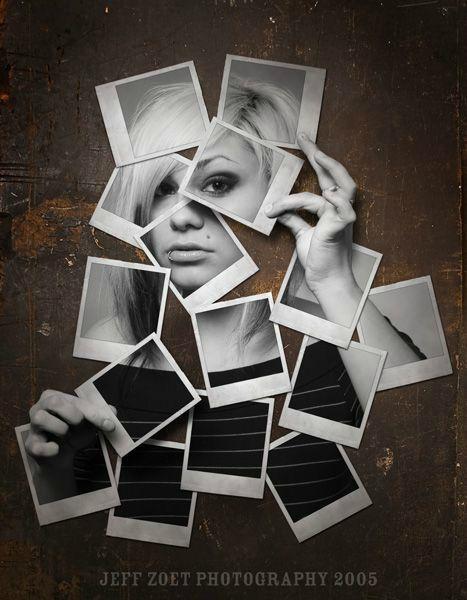 Challenge Polaroid sur Un Air De Scrap
