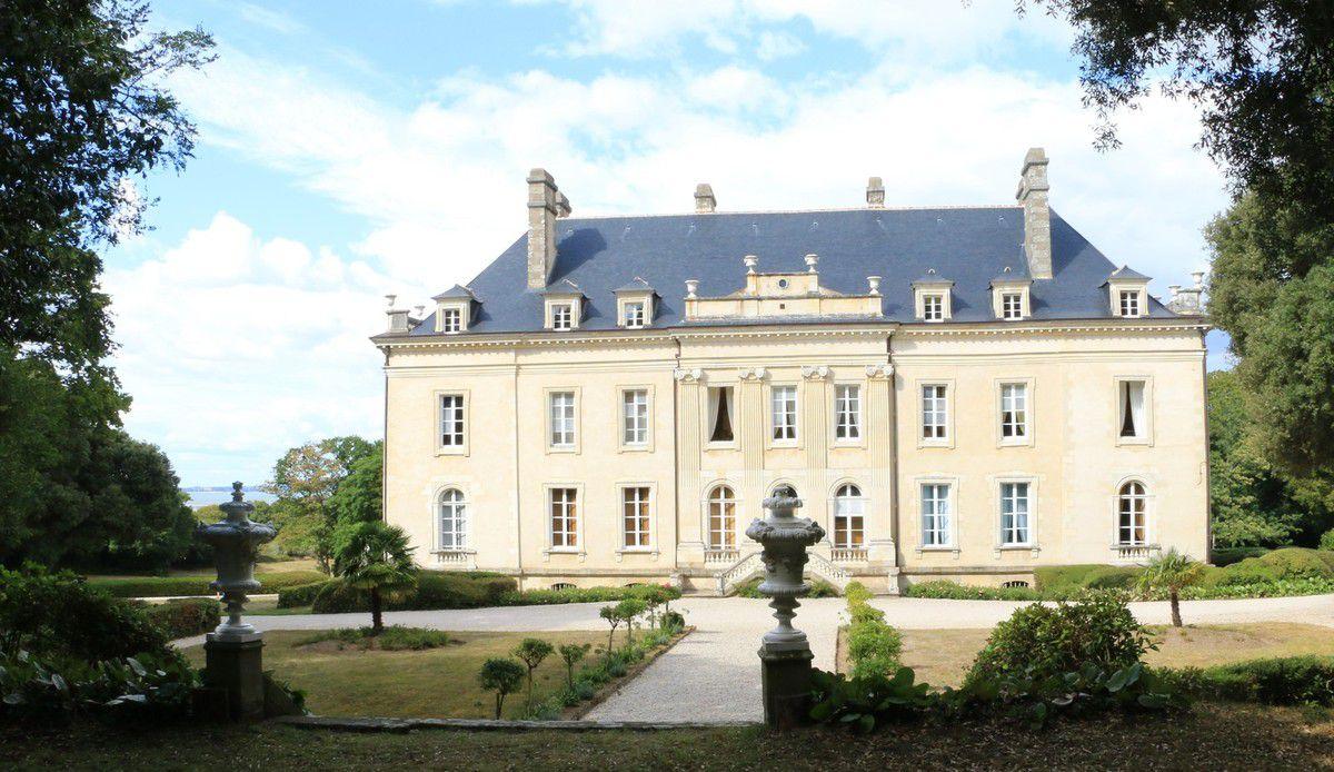 Le Château de Kerlevenan...