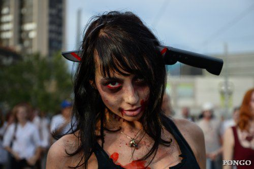 Zombie day Montpellier