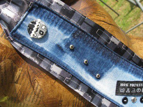 colliers cravates jour ou soir frippes 40-0