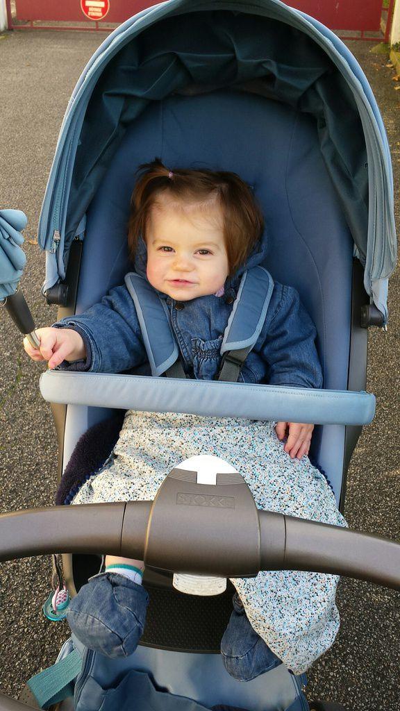 Test poussette xplory : ma poussette stokke c'est la plus belle du monde...