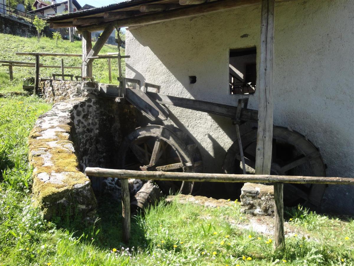 Breuil/ Normandie/ Savoie avril 2017