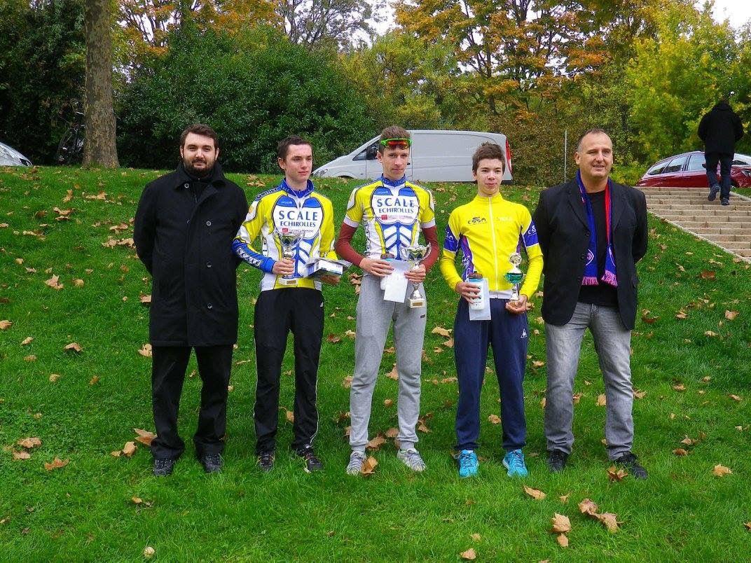 Les résultats du week-end : grimpée du Murier : 1 victoire, 1 podium !