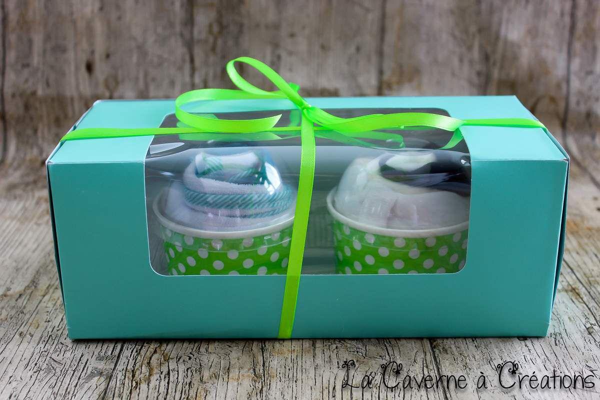 Body cupcake : un cadeau de naissance