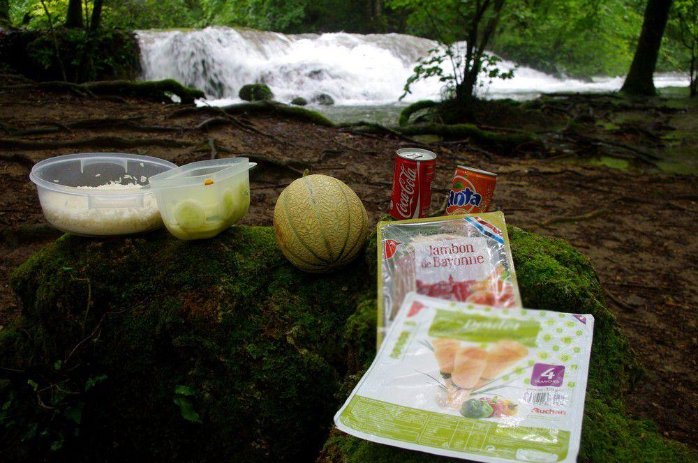 Jura - Cascade des Tufs aux Planches d'Arbois
