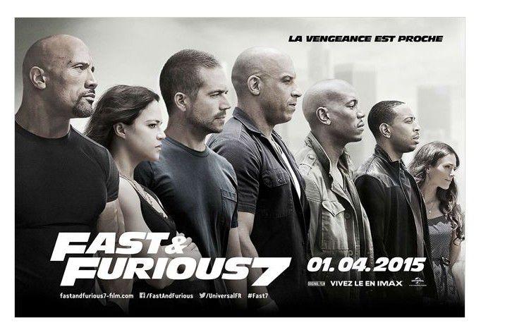 Fast an furious 7