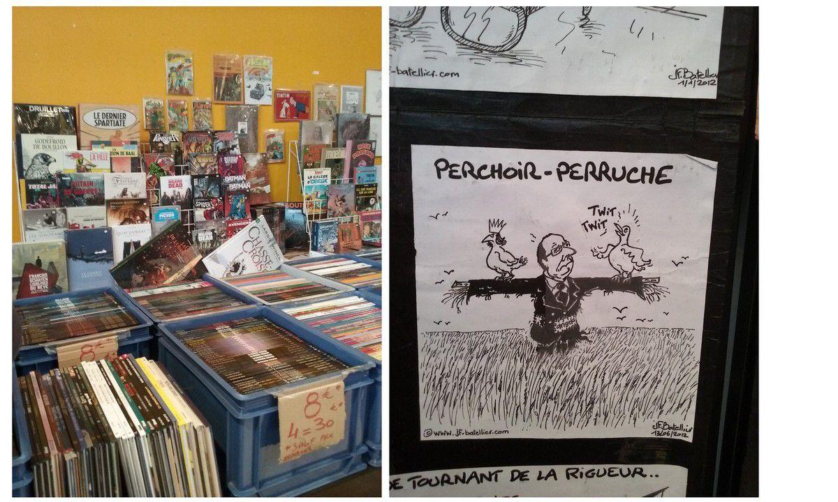 10ème salon de la BD & des arts graphiques de Roubaix