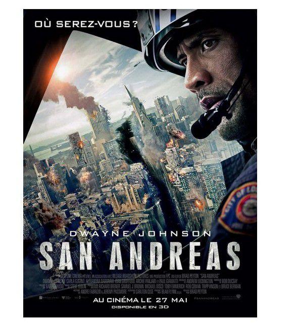 La fête du cinéma - San Andreas