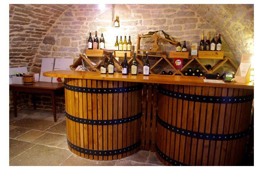 Jura - Château-Chalon, un des plus beaux villages de France