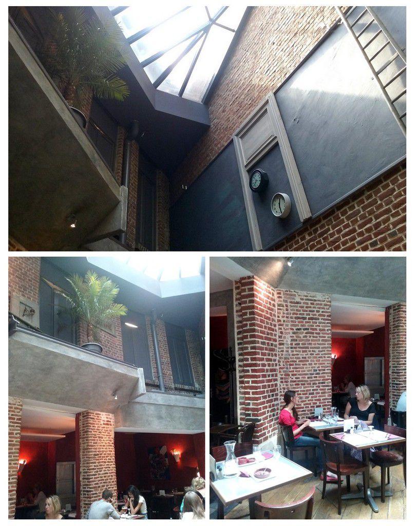 Restaurant L'arrière-pays à Lille