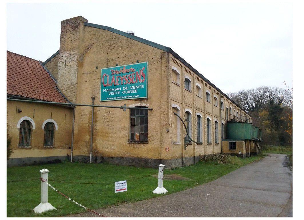 L'original marché de Noël de Wambrechies