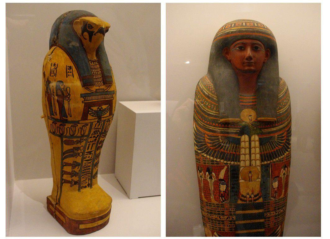Louvre-Lens, exposition « Des animaux et des pharaons »