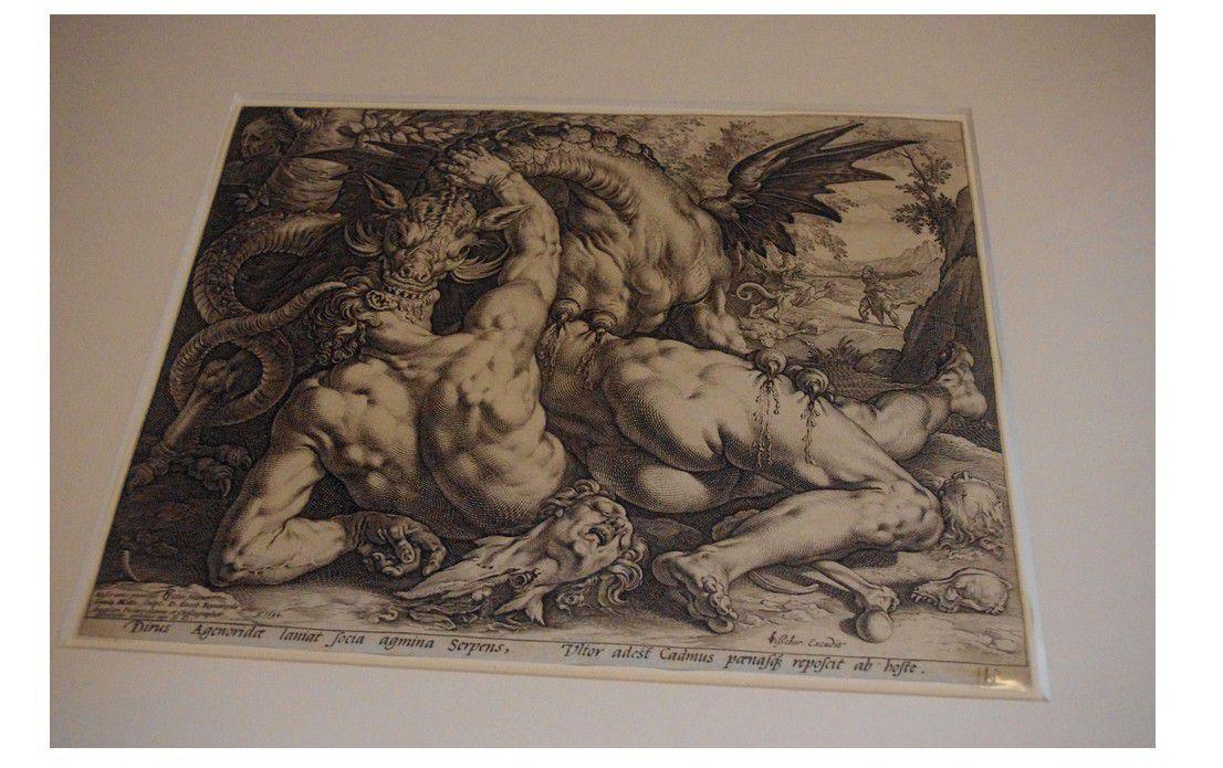 Exposition &quot&#x3B;Métamorphoses&quot&#x3B; au Louvre-Lens