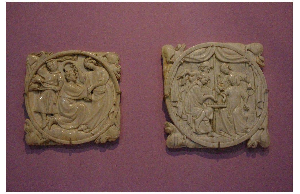 D'or et d'ivoire au Louvre Lens
