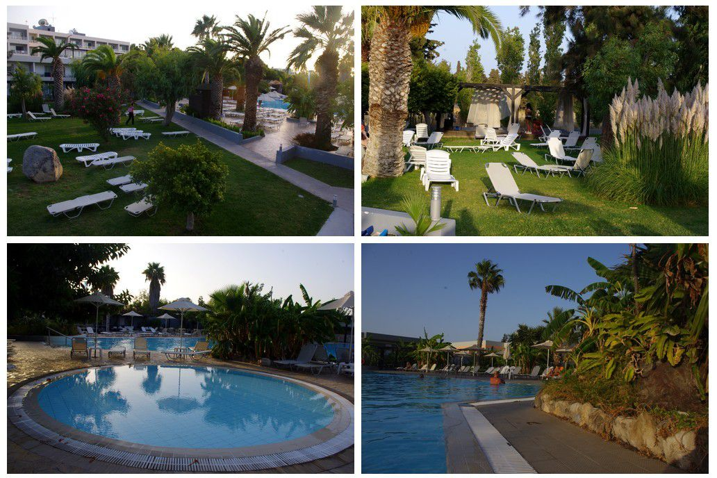 île de Kos - Club Marmara Sun Palace Resort &amp&#x3B; Spa