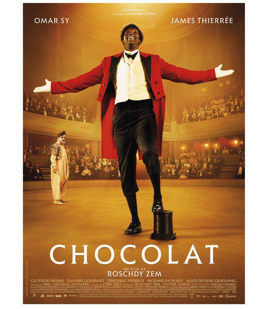 Chocolat avec Omar Sy