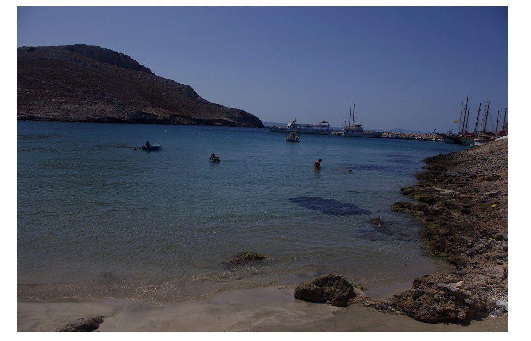île de Kos - Croisière en kaiki - île de Pserimos