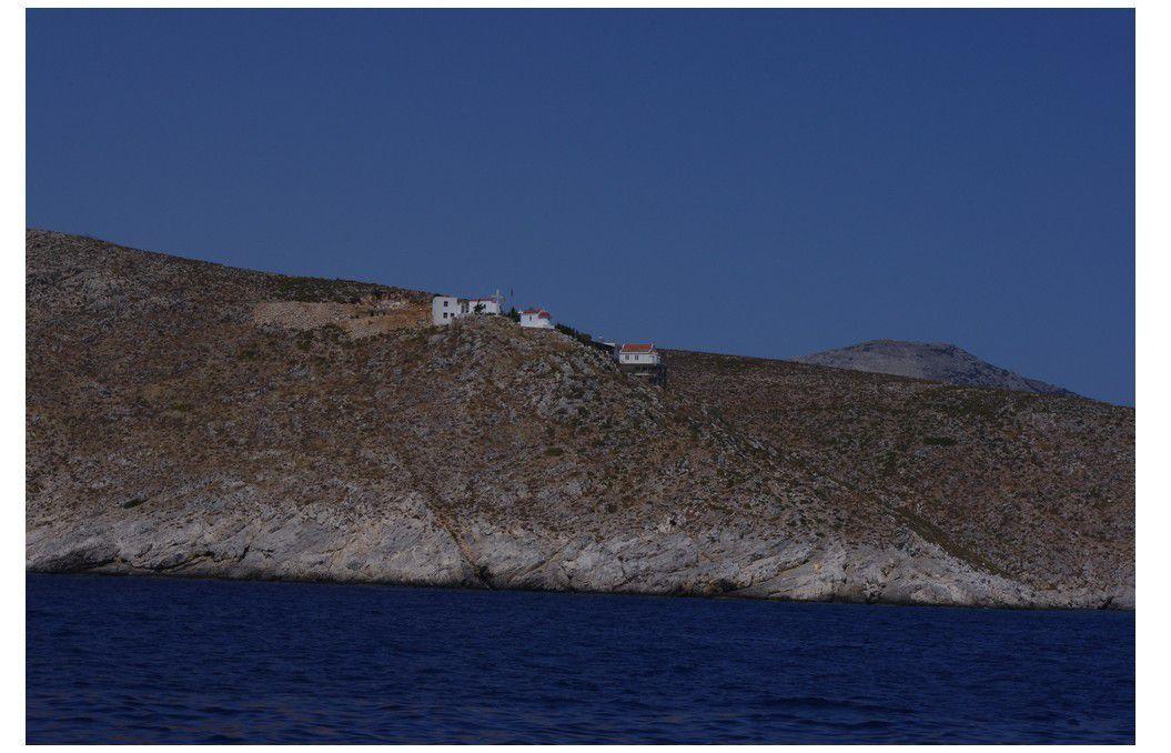 île de Kos - Croisière en kaiki - île de Kalymnos