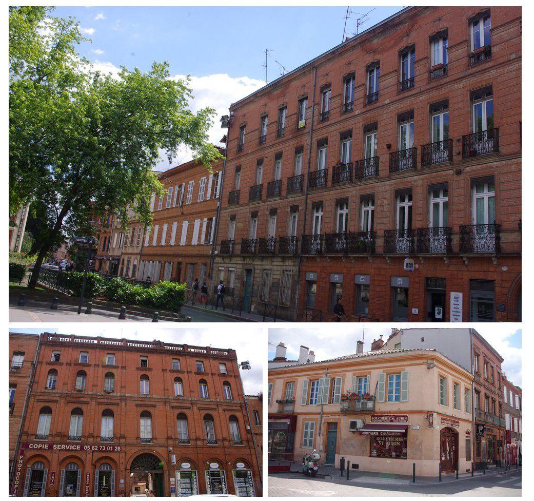 Toulouse chez le beau-cousin {1ère partie}