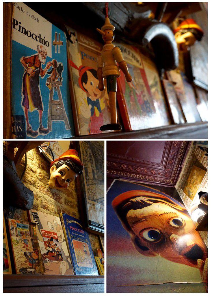Pinocchio, restaurant italien à Lille