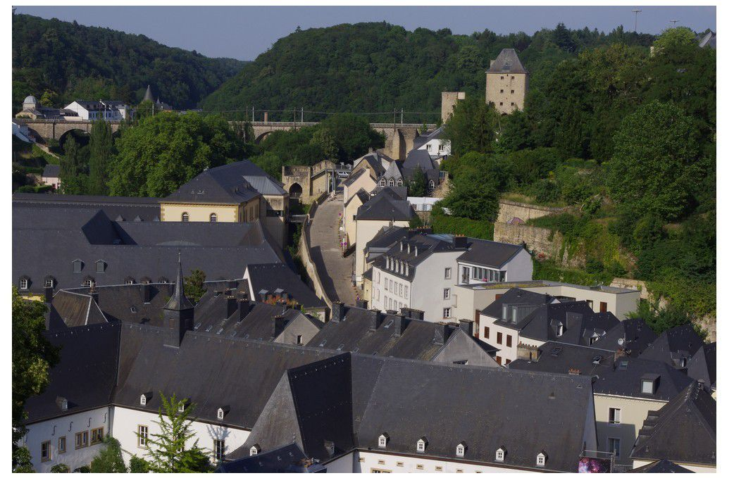 Luxembourg : Luxembourg ville, la capitale