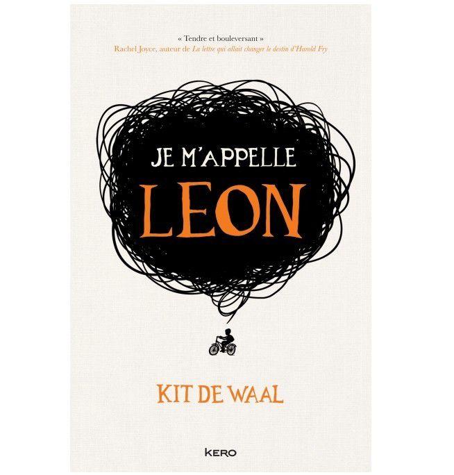 Je m'appelle Léon, de Kit De Waal #MRL16