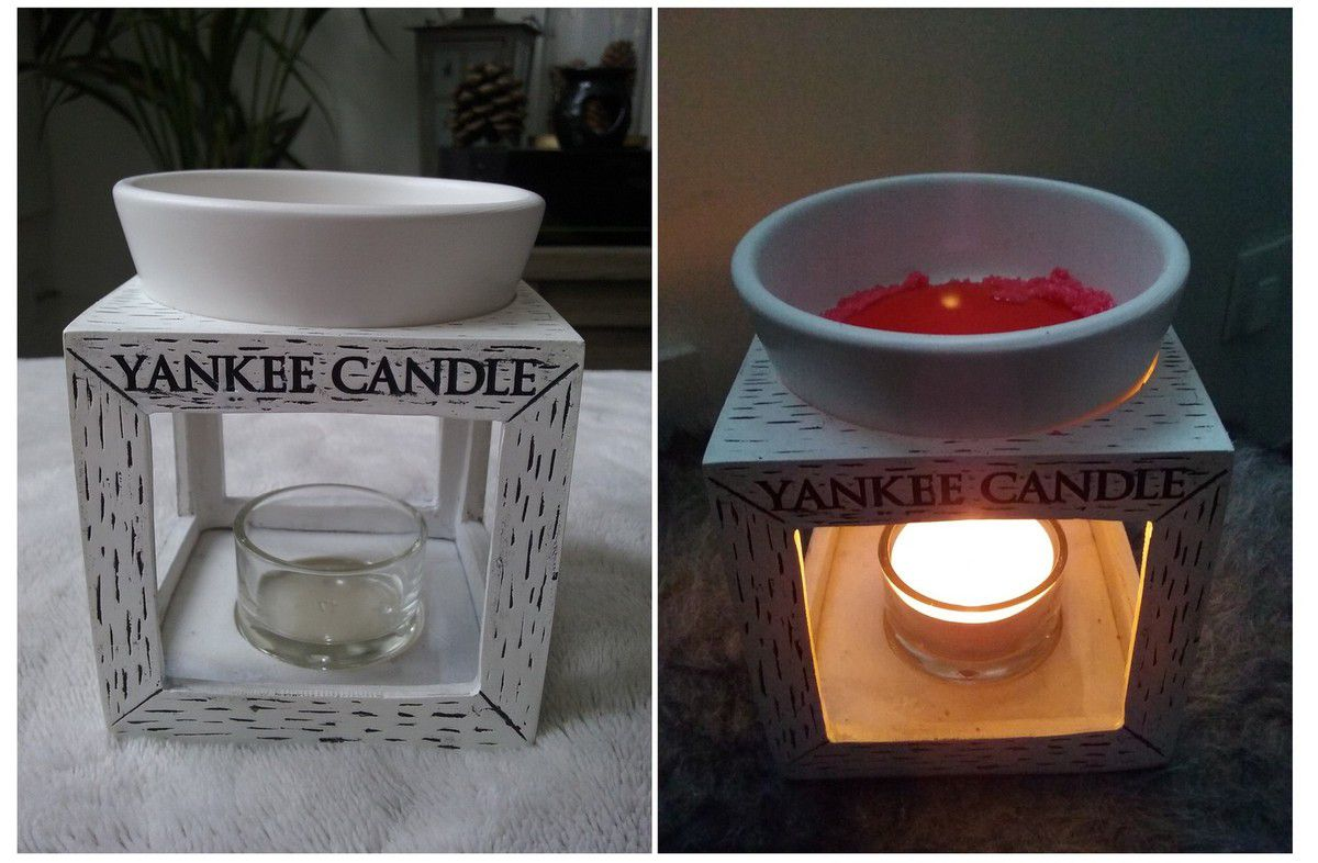 Moments cocooning avec Yankee Candle ♥