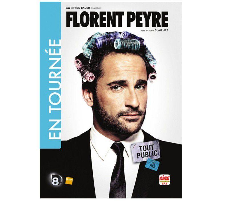 « Tout public... ou pas », spectacle de Florent Peyre