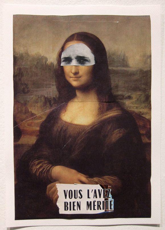 La Joconde dans tous ses états / Musée du Louvre