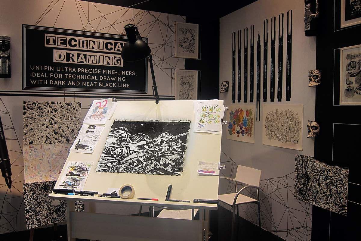 Ensaders / Posca / Creative World