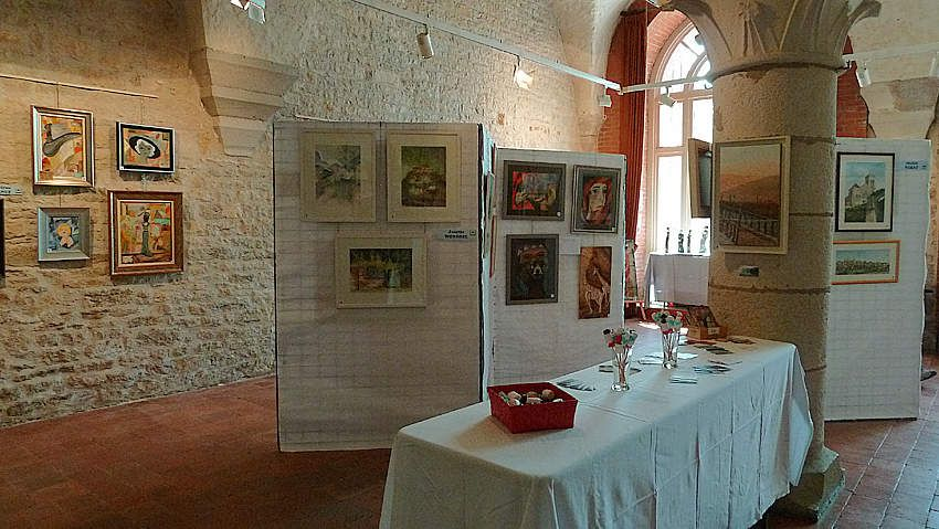 EXPOSITION A VEZELAY (SUITE)