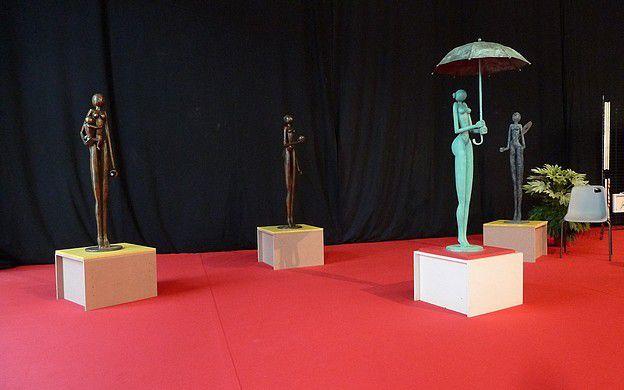 Les bronzes du sculpteur Olivier-Cyr Noël